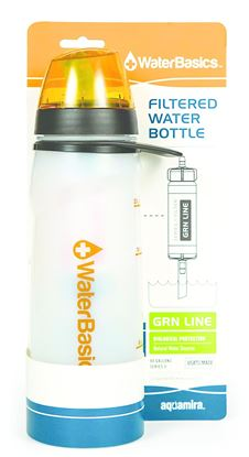 Picture of Aquamira Waterbasics Filtered Water Bottle