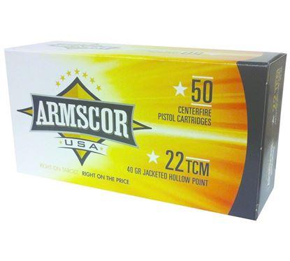 Picture of Armscor Centerfire Handgun