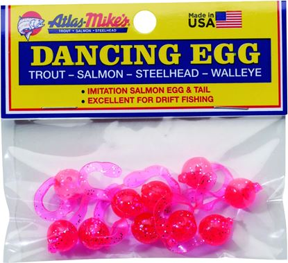 Picture of Atlas-Mike's 42025 Dancing Eggs Glitter Pink