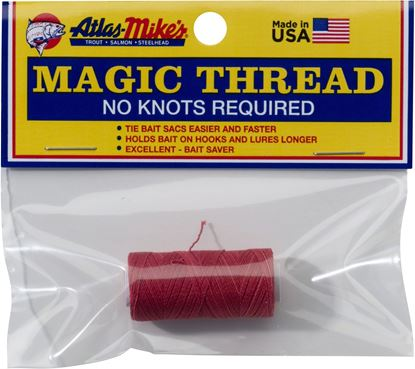 Picture of Atlas-Mike's 66016 Magic Thread, 100', Red
