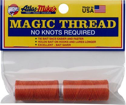 Picture of Atlas-Mike's 66023 Magic Thread, 200', Orange