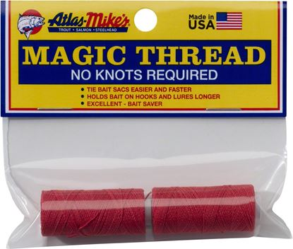 Picture of Atlas-Mike's 66026 Magic Thread, 200', Red