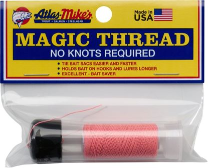 Picture of Atlas-Mike's 66035 Magic Thread, 100' Dispenser, Pink