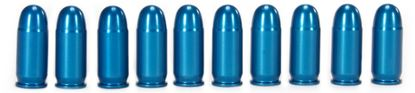 Picture of A-Zoom 15313 380 Auto Snap Cap, Blue, 10Pk