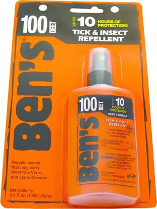Picture of Ben's 100 Max Insect Repellent