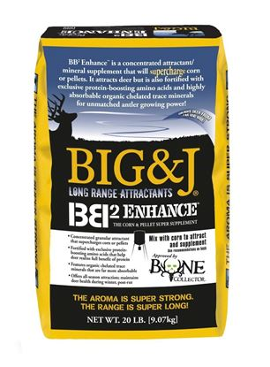 Picture of Big and J Enhance Corn/Pellet Additive