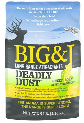 Picture of Big and J Deadly Dust Sweet Corn Attractant