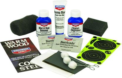 Picture of Birchwood Casey Perma Blue® Finishing Kit