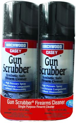 Picture of Birchwood Casey Gun Scrubber Synthetic Safe Cleaner