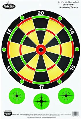 Picture of Birchwood Casey Pregame Targets