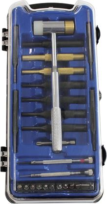 Picture of Birchwood Casey 42021 Weekender Professional Gunsmith Kit 27 Tools