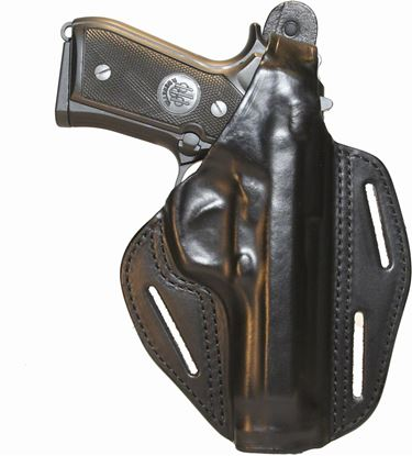 Picture of 3-Slot Leather Pancake Holsters