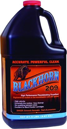 Picture of Blackhorn 209