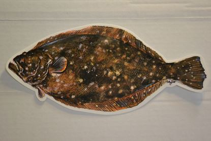 Picture of Blue Water Candy Flounder