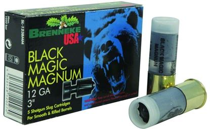 Picture of Brenneke Black Magic Magnum Slugs