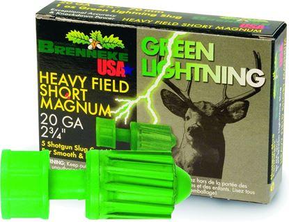 Picture of Brenneke Green Lightning Slug