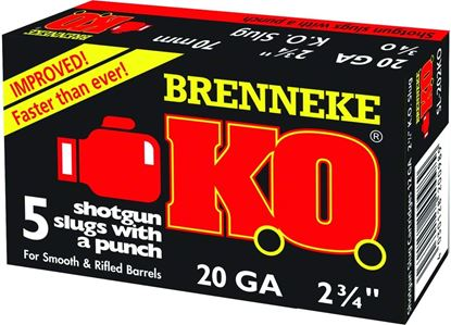 Picture of Brenneke K.O. Slugs