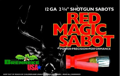 Picture of Brenneke Red Magic Sabot