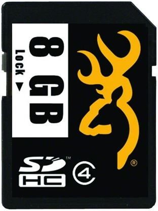 Picture of Browning BTC 8GSD 8 GB SD Card (Class 10)