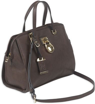 Picture of Bulldog Satchel Purse W/Holster