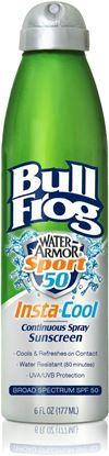 Picture of Bullfrog Water Sport Armor 50 Insta * Cool Sunscreen
