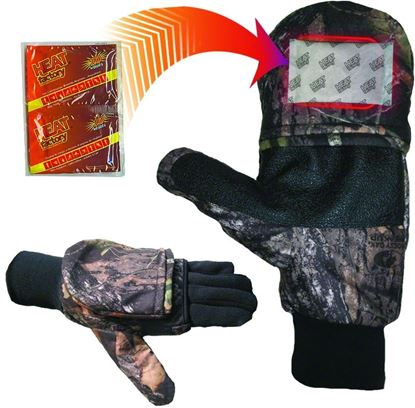 Picture of Heat Factory Heated Pop Top Glove - Pair