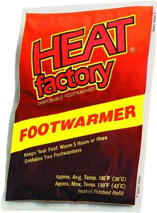 Picture of Heat Factory Foot Warmers