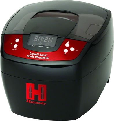 Picture of Hornady 043320 Lock-N-Load Sonic Cleaner Ii H 2L 110 Volt