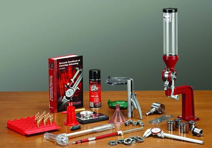 Picture of Hornady 85010 Lock-N-Load Classic Deluxe Kit
