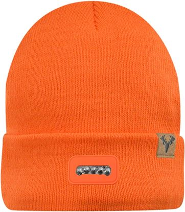 Picture of Hot Shot Mens Bolt 100% Beanie