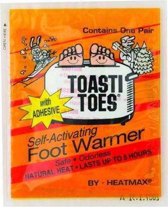 Picture of HotHands Toasti Toes Toe Warmers