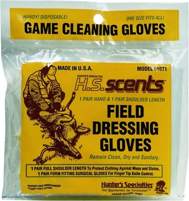 Picture of Hunters Specialties Field Dressing Gloves