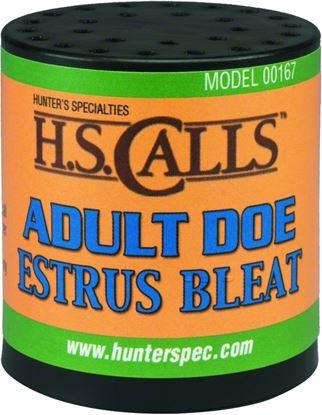 Picture of Adult Doe Estrus Bleat