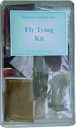 Picture of Jackson Cardinal Deluxe Fly Tying Kit