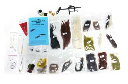 Picture of Standard Fly Tying Kit