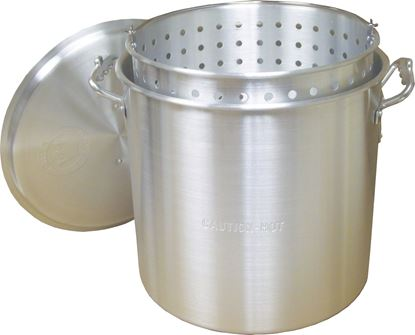 Picture of 60-Quart Aluminum Basket W/Lid