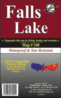 Picture of Lake Maps