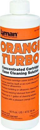 Picture of Hornady Orange Turbo Sonic Cleaning Solution