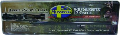 Picture of Mossberg Firearms Barrel & Scope Combos