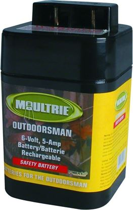 Picture of Moultrie 6 Volt Rechargable Safety Battery