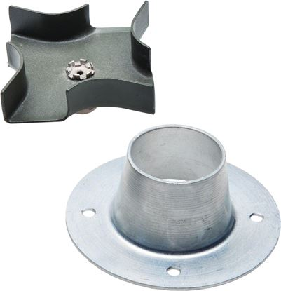 Picture of Moultrie Metal Spin Plate & Funnel Kit