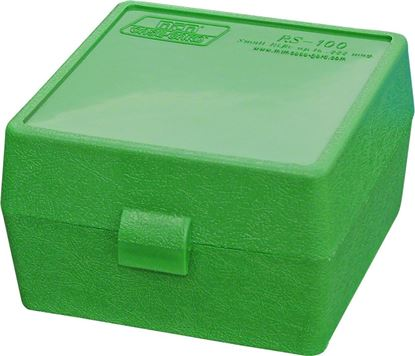 Picture of MTM Case-Gard 100 Rifle Ammo Box Series