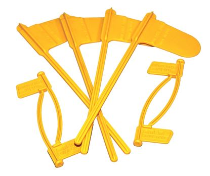 Picture of MTM Chamber Safety Flags