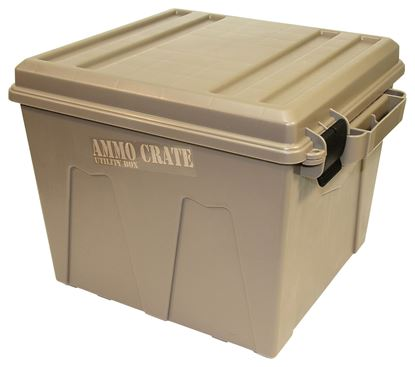 Picture of MTM ACR12-72 Ammo Crate Utility Box, Dark Earth