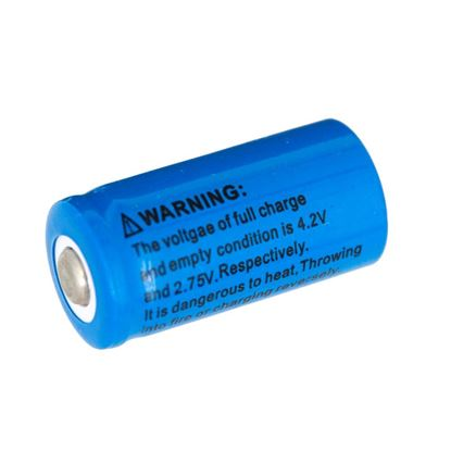 Picture of Fin-Finder CR123A Battery