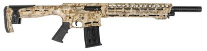 "Picture of PW AR12 12GA AR STYLE 20"" GREEN CAMO"