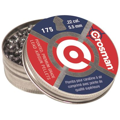 Picture of Crosman Pointed Pellets