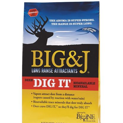 Picture of Big and J Deer Dig It