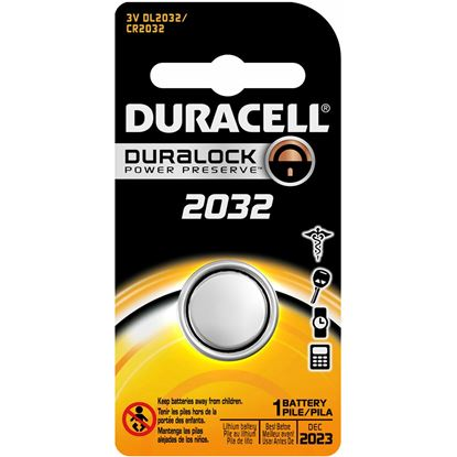 Picture of Duracell Lithium Coin Battery