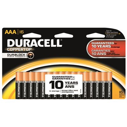 Picture of Duracell Coppertop Battery